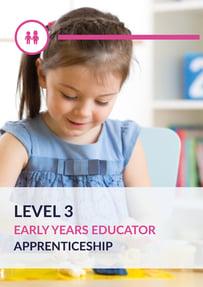 Childcare leaflet level 3