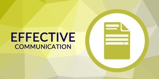 SAW - Effective Communication