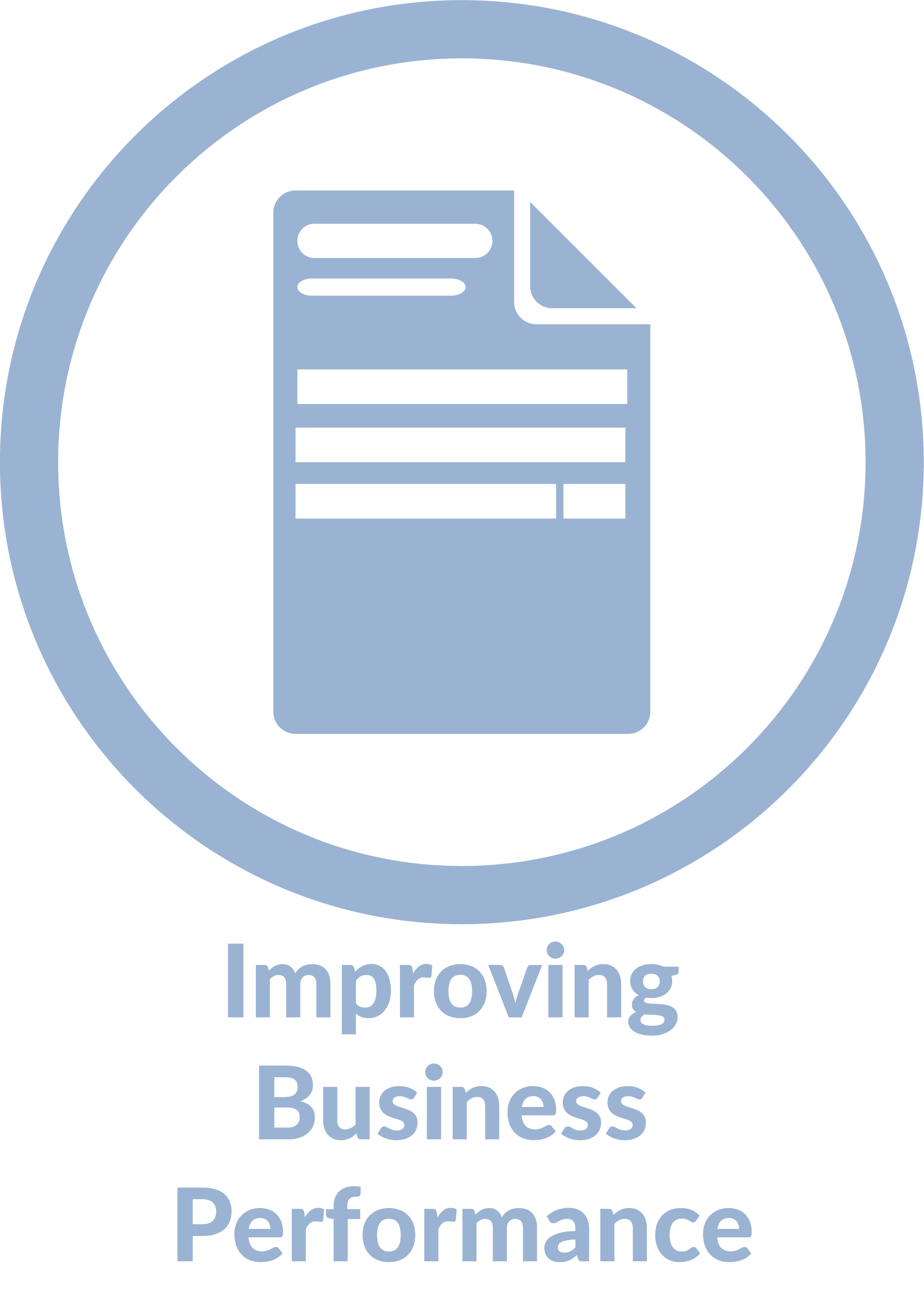 Super Admin logo and text Improving Business Performance