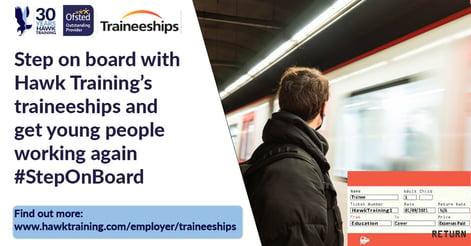 Traineeship banner - employer