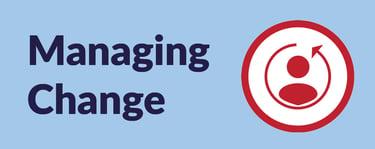 managing change tile