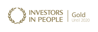 Investors in people gold award